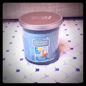 NEW Yankee Candle in Bahama Breeze